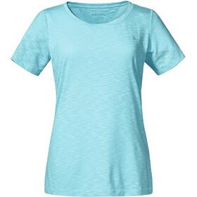 Schöffel Verviers2 T-Shirt Donna, turchese